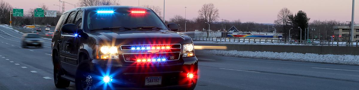 Tahoe Police Lights, Sirens, U0026 Equipment 2000 2014